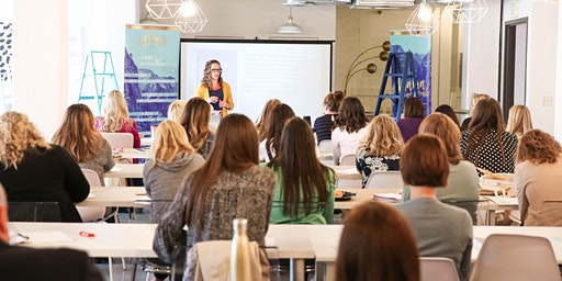 Your 100 GRAND PLAN Workshop: Make Good Money While Being a Great Mom (SLC)