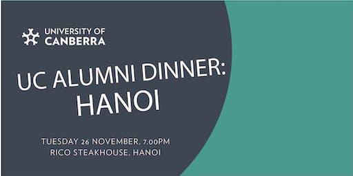 UC Alumni Dinner in Hanoi