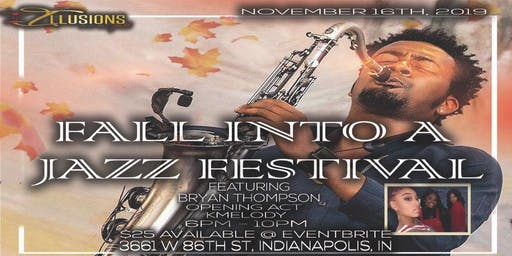 Fall Into A Jazz Festival