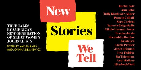 Anthology Release & Cocktail Party: New Stories We Tell tickets