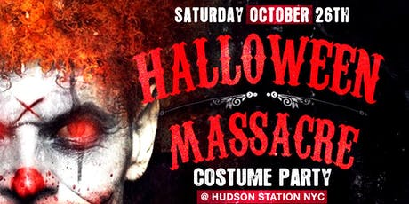 Hudson Station Halloween Costume Party - FB tickets