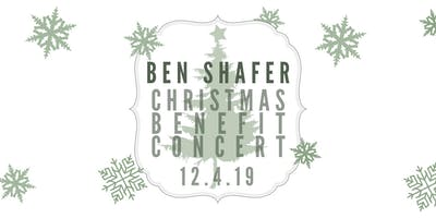 Christmas Benefit Concert // Feat. Ben Shafer