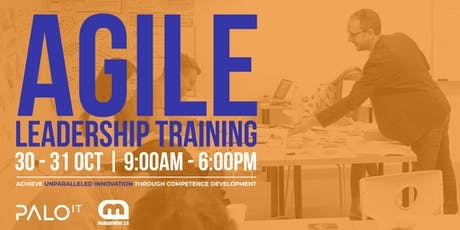 Certified Agile Leadership Training - Oct 2019 tickets