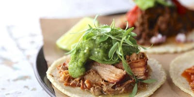 Mexican Taco Dinner - Cooking Class by Cozymeal™