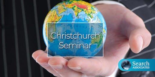 Introduction to International School Teaching  Overseas, Christchurch