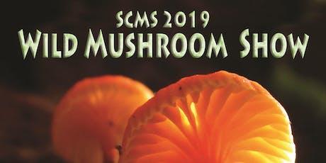 SCMS Annual Mushroom Show tickets