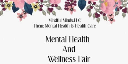 Mental Health and Wellness Fair