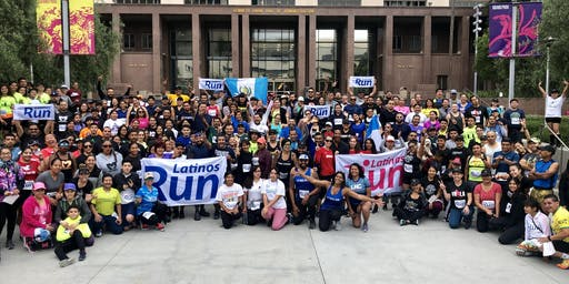 EVENT POSTPONED Hispanic Heritage Month Community Run - Denver, Colorado