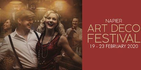 Art Deco Best Dressed Contest - Napier Art Deco Festival 2020 tickets