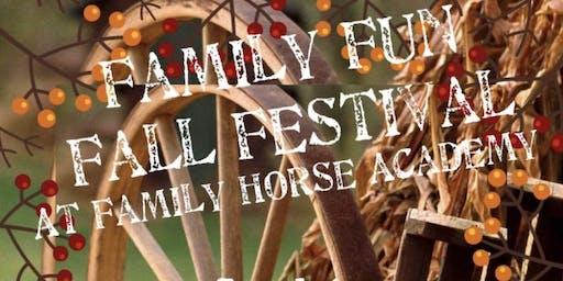 Family Falls Festival