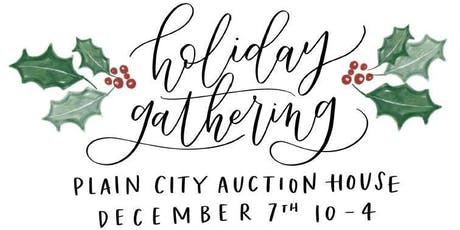 Holiday Gathering - a Vintage & Made Market tickets