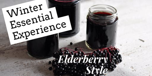 Essential Winter Wellness: Elderberry Edition