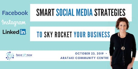 Smart Social Media Strategies To Sky Rocket You Business 23rd October 2019 tickets