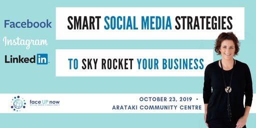 Smart Social Media Strategies To Sky Rocket You Business 23rd October 2019