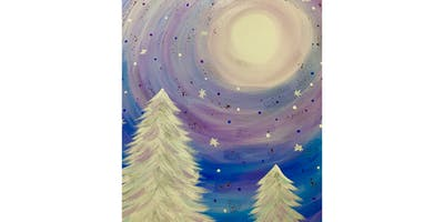 """***** Open Paint (18yrs+) """"Whimsical Winter"""""""