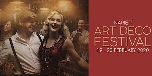 Entertainer/Busker Registration - Napier Art Deco Festival 2020