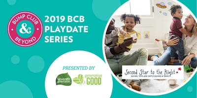 BCB Playdate at Second Star to the Right Presented by Seventh Generation! (Denver, CO)