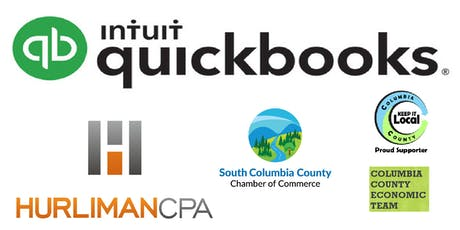 Quickbooks ONLINE 101  -  St. Helens, Oregon tickets