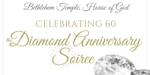 The Diamond Anniversary Soiree