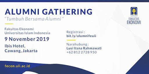 Alumni Gathering Fakultas Ekonomi Universitas Islam Indonesia