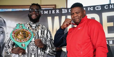 Deontay Wilder vs. Luis Ortiz The Rematch