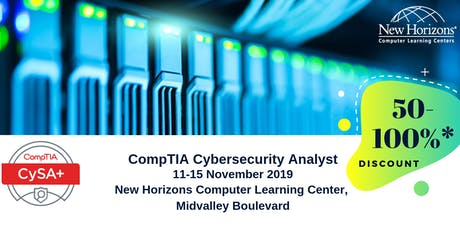 CompTIA Cybersecurity Analyst (CySA) (INDCERT SPONSORED) tickets