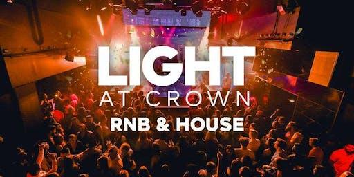 Light At Crown (November 16th 2019)