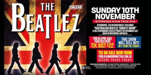 Australian Beatlez Tribute Show LIVE at Publican, Mornington!