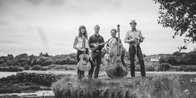 The Foghorn Stringband with Miss Tess and the Talkbacks