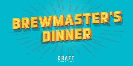 GlutenFree Brewmaster's Dinner with Glutenberg tickets