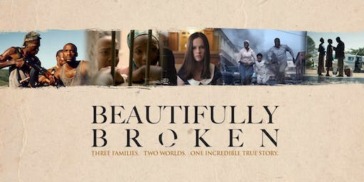 BEAUTIFULLY BROKEN: hosted by Movies Change People and Compassion Australia