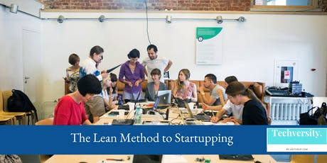 MINDSHOP™| a Deep Dive on Lean Startup Tactics billets