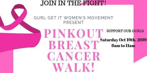 PINKOUT BREAST CANCER WALK