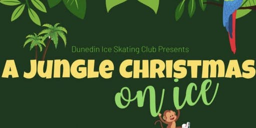 Christmas On Ice.A Jungle Christmas On Ice Tickets Fri 20 12 2019 At 6 00 Pm