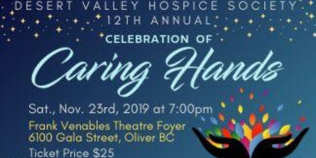 12th Annual Celebration of Caring Hands Fundraiser tickets