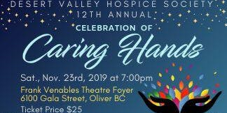 12th Annual Celebration of Caring Hands Fundraiser