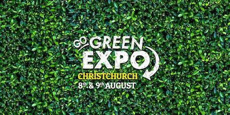 Christchurch Go Green Expo 2020 tickets