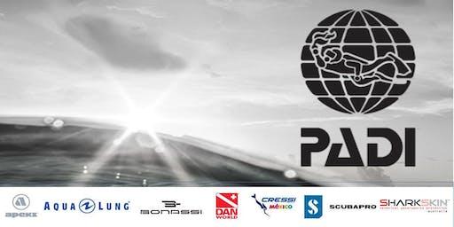 1er Encuentro de Buceo PADI / 1st PADI Scuba Summit - CDMX