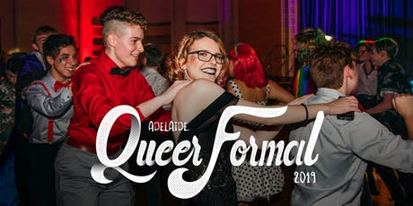 Minus18 Queer Formal: Adelaide tickets