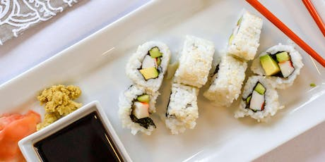 Sushi Rolling Secrets - Cooking Class by Cozymeal™ tickets