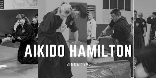 FREE Intro Session - Aikido Hamilton