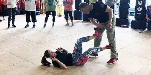 Kravit - Women's Self Defense Workshop - Afternoon Session