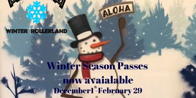 Winter Skate Season Pass