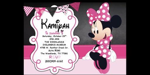 Kamiyah's Turning 1!
