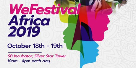 WE Festival Africa 2019 tickets