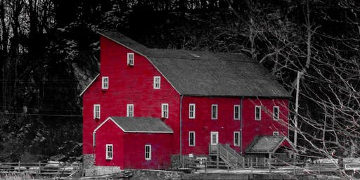 Exclusive Photo Tour of the Haunted Red Mill