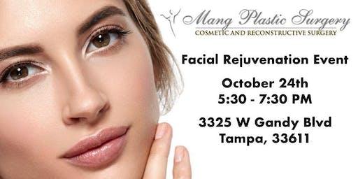Facial Rejuvenation Event with Mang Plastic Surgery