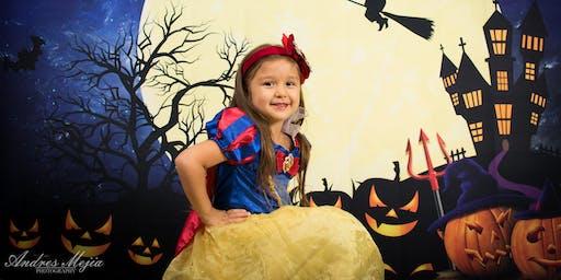 Halloween Mini-Photoshoot