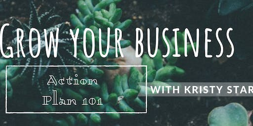 Grow your Business Redmond: Action Plan 101
