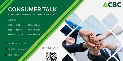 Public Training on How to Read Credit Report